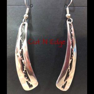 Sterling silver Western Tribal Earrings